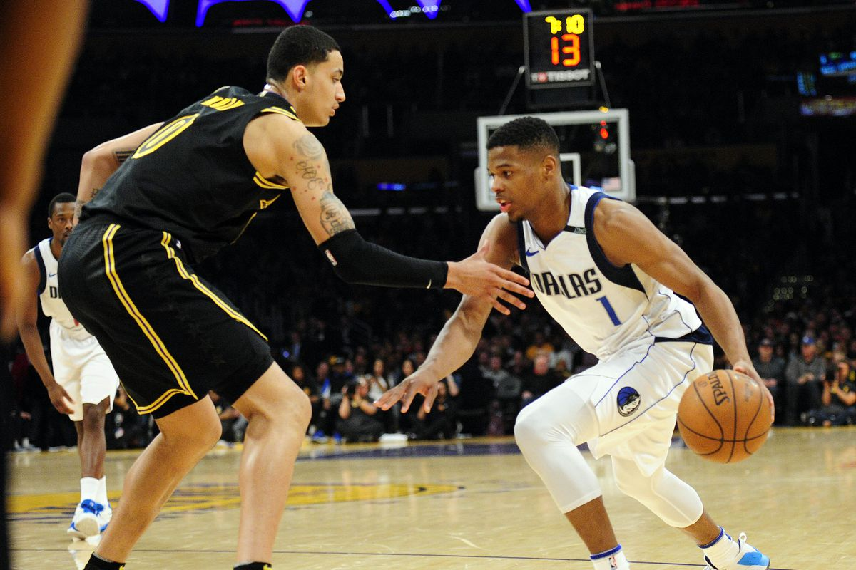 3 Things To Watch As The Mavericks Battle With The Lakers