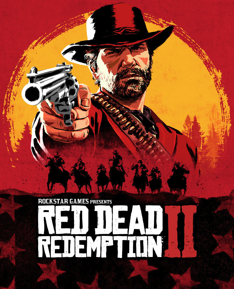 Red Dead Redemption 2 box art