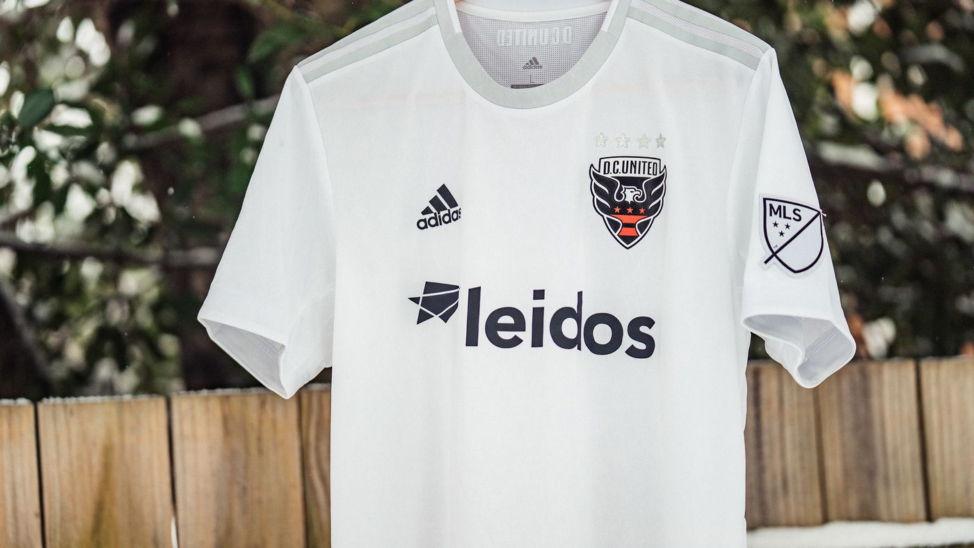 ad68c74d6 D.C. United's new kit, Atlanta United smoked by Herediano, and more - Black  And Red United