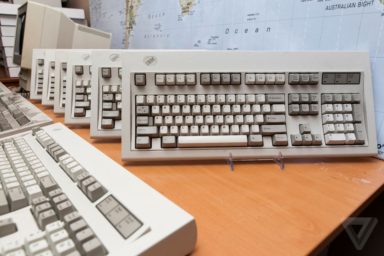 320cedf17c2 King of click: the story of the greatest keyboard ever made | The Verge
