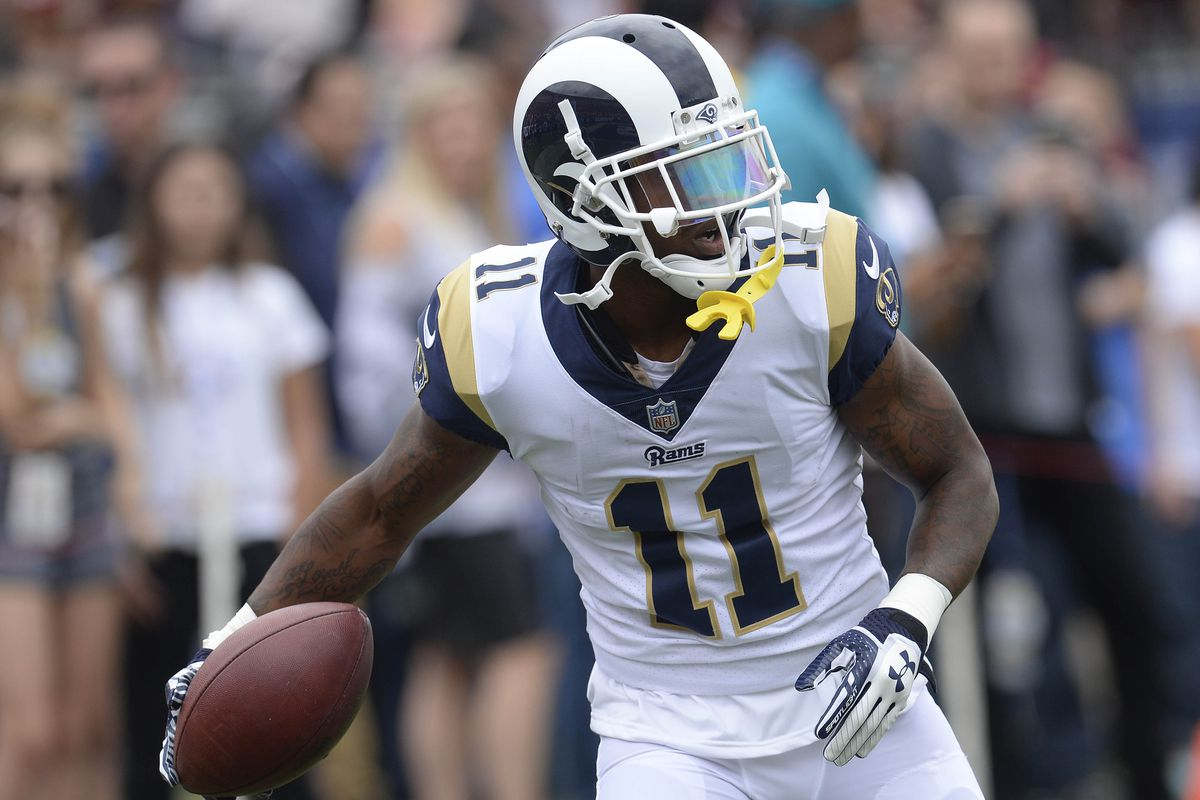 b3801d71c Tavon Austin brings elite speed and dynamic versatility to the Cowboys  offense