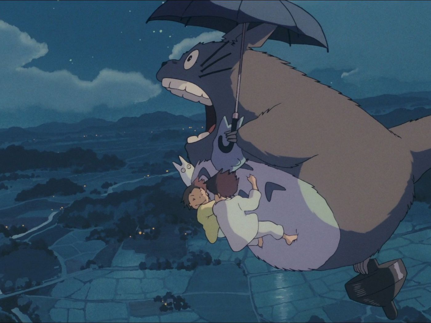 My Neighbor Totoro Will Mesmerize Today S Kids As Much As Frozen Polygon