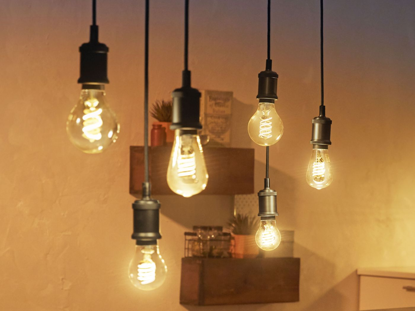 Philips Hue Gets Edison Style Light