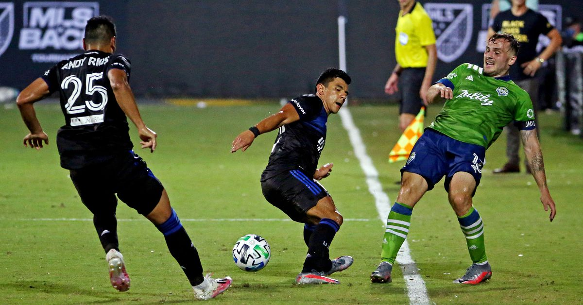 foto de Sounders vs San Jose Earthquakes: Highlights stats and quotes Sounder At Heart