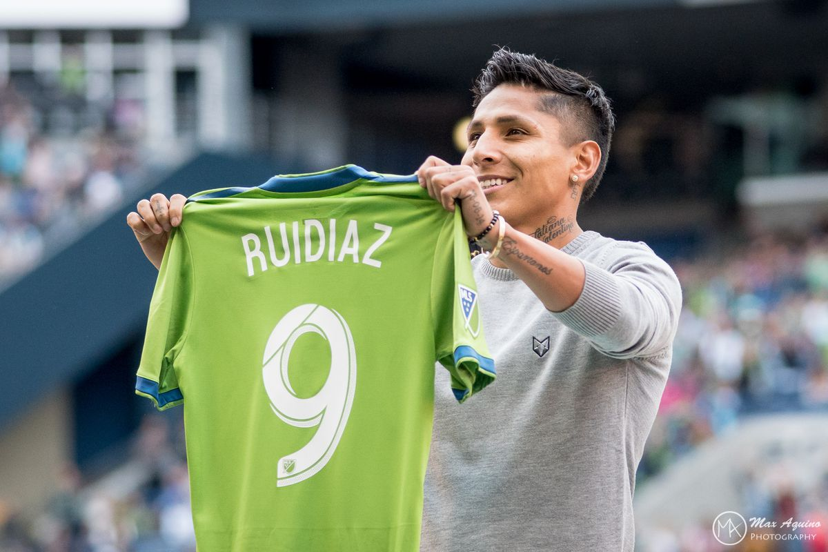 cheap for discount 1a7ee 61794 When will Raul Ruidiaz make his Sounders debut? - Sounder At ...