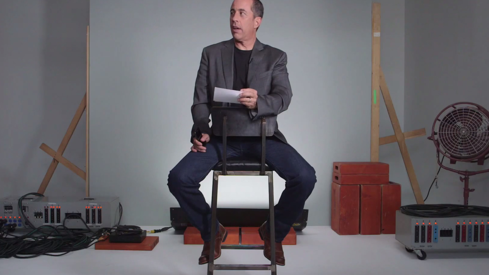 Watch Jerry Seinfeld answer your burning technology questions - The ...