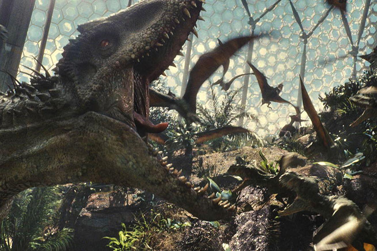 jurassic world fallen kingdom teaser confirms we still want dinosaurs to murder us