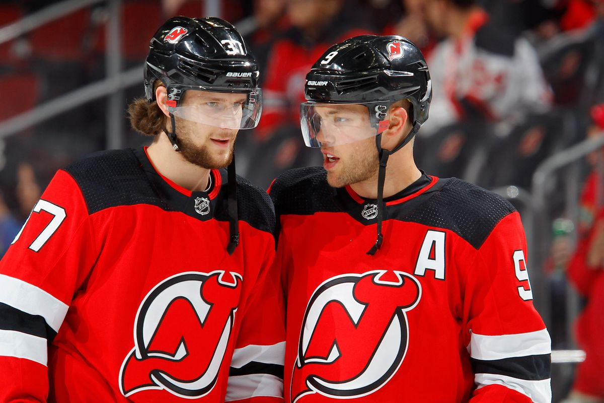 huge selection of 24ee5 d5fb1 Around the East: the New Jersey Devils are the hottest team ...