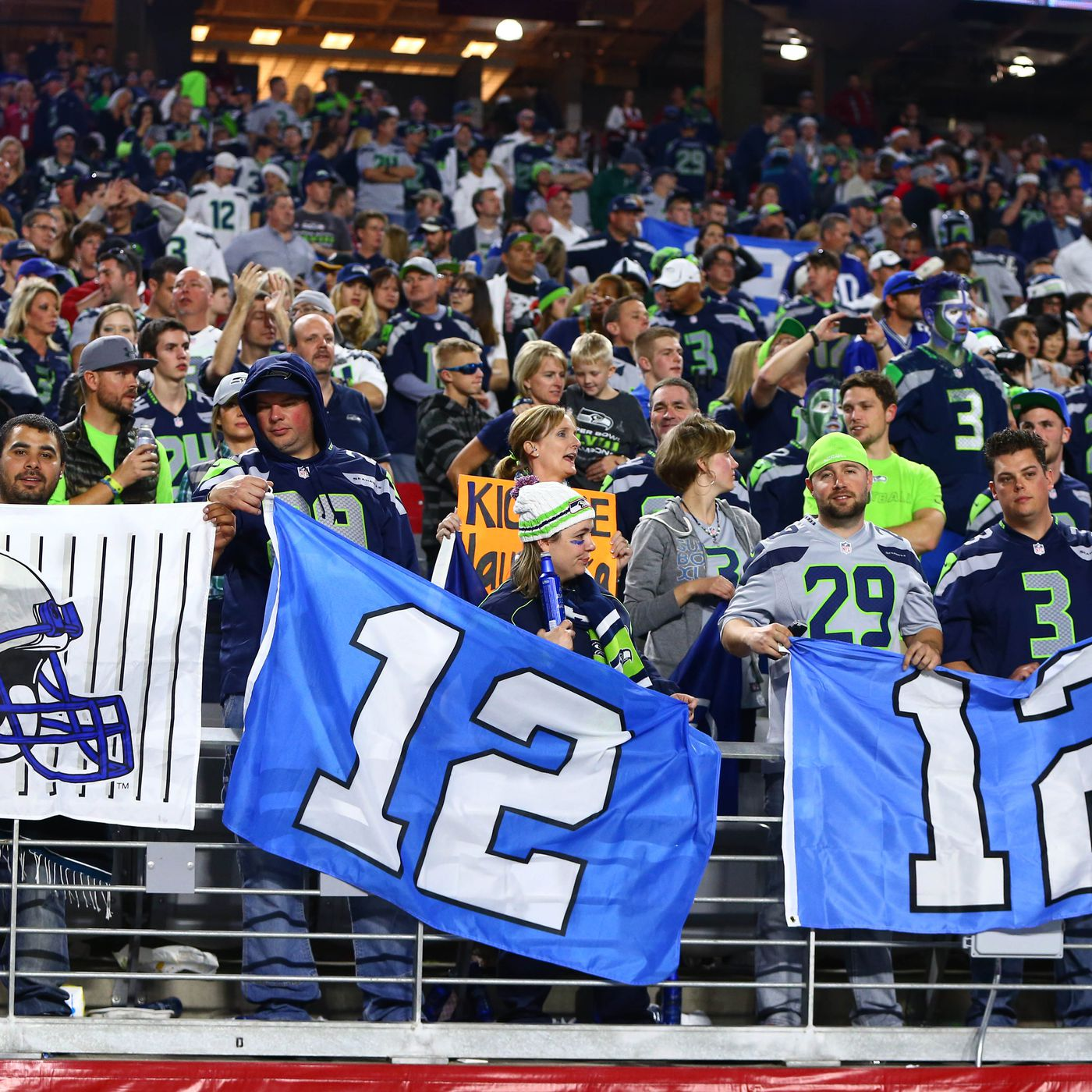 What Makes Seattle S 12th Man So Special Sbnation Com