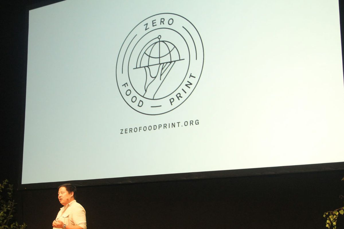 Chris Ying presenting at MAD 4.