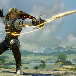 <em>Soulcalibur 6</em> Raphael