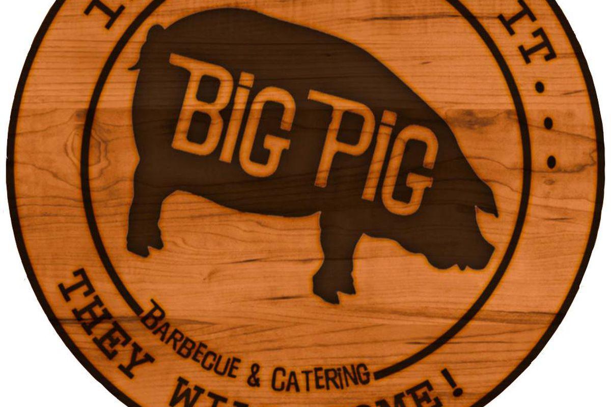 Big Pig BBQ logo