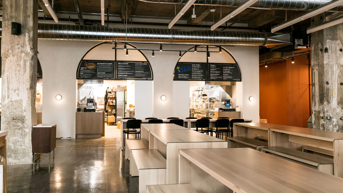 Fort Street Galley Detroit S New Food Hall Opens Friday