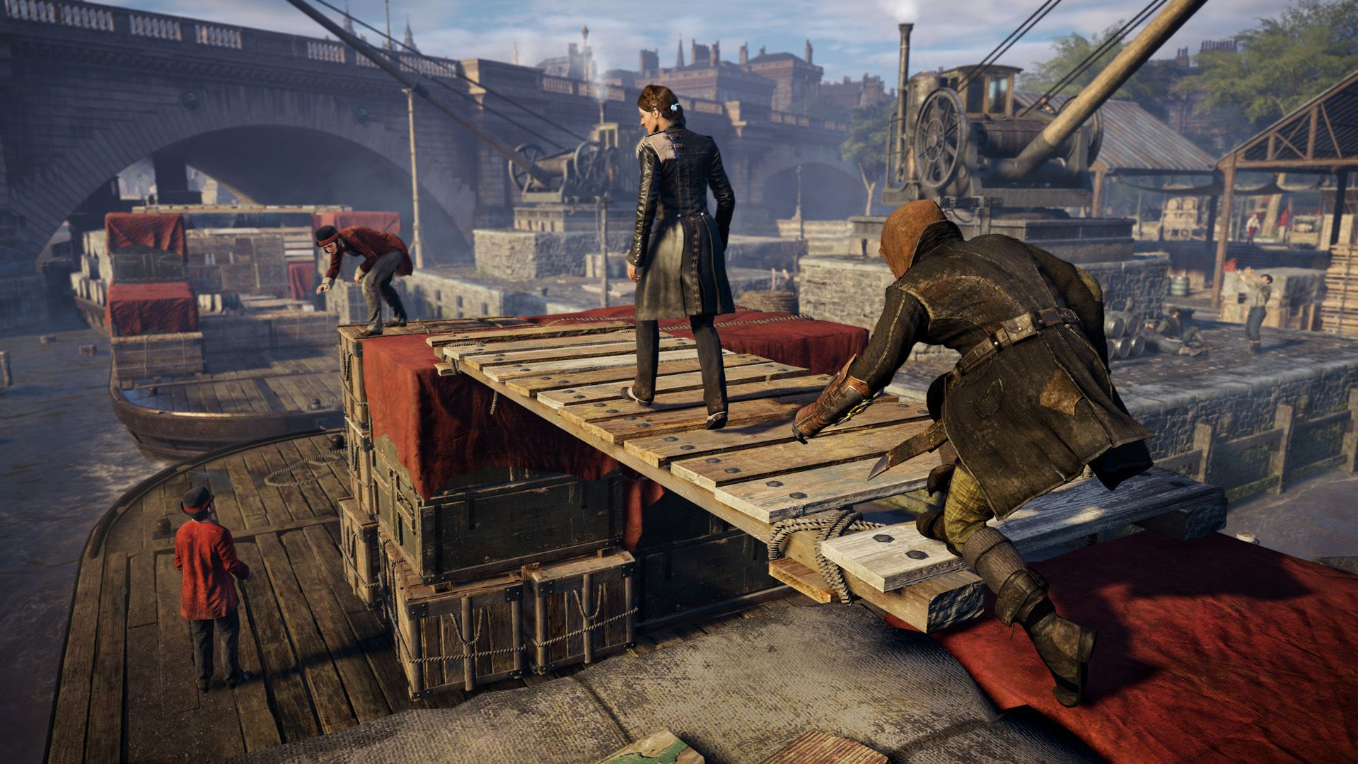Assassin's Creed Syndicate tips 1