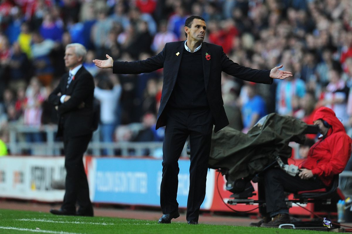 """""""Look at all the f***s I give."""" -Poyet and Newcastle"""
