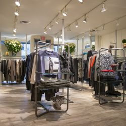 """Angela Abruzzese, founder of <a href=""""http://www.latricefashion.com/in-store/"""">Latrice</a>, a local Margate boutique, doesn't believe in letting the clothes wear the woman. Instead, Angela believes """"it's about good design and good lines that flatter."""" Sto"""