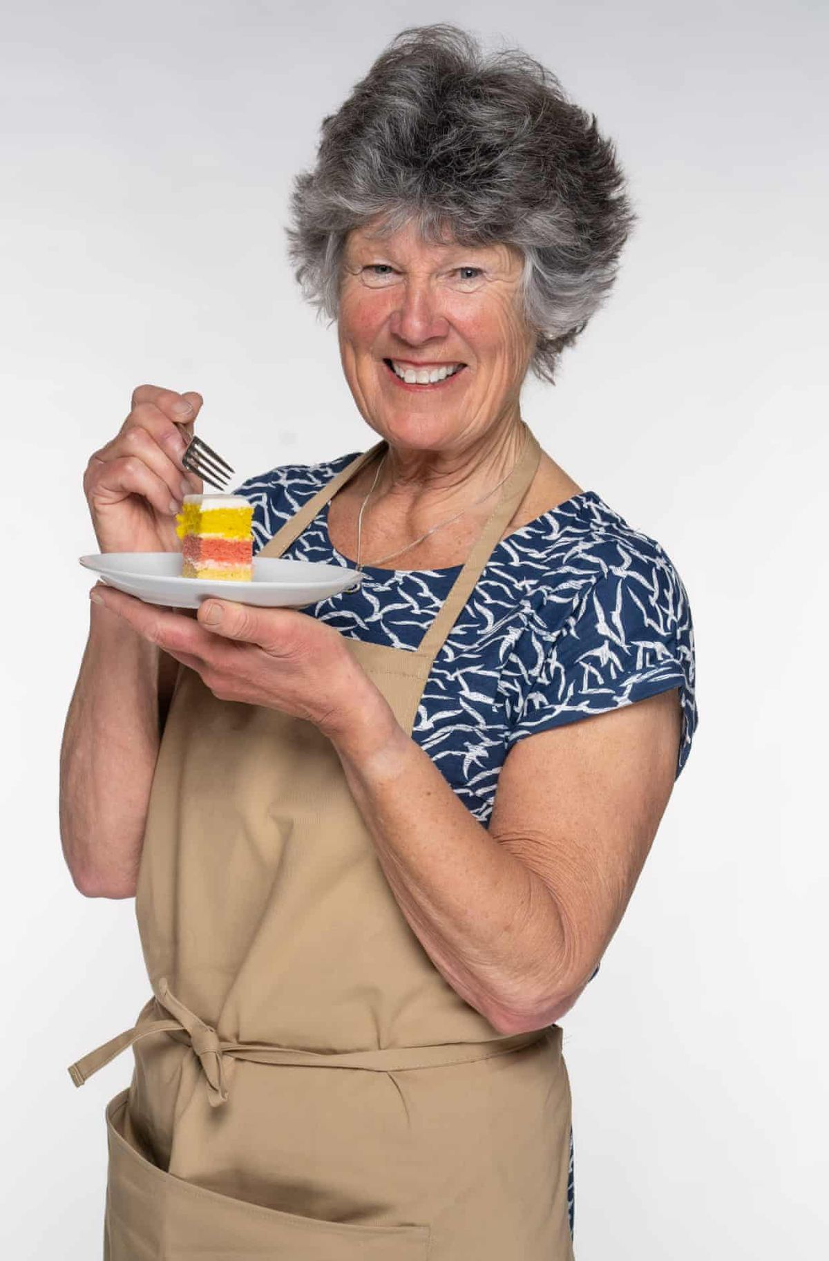 Great British Bake Off 2021 contestant Maggie, who will compete on GBBO this year