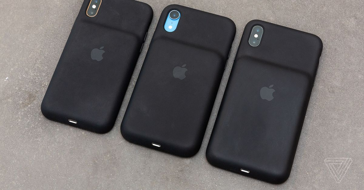 Apple Smart Battery Case for iPhone review: great, but not