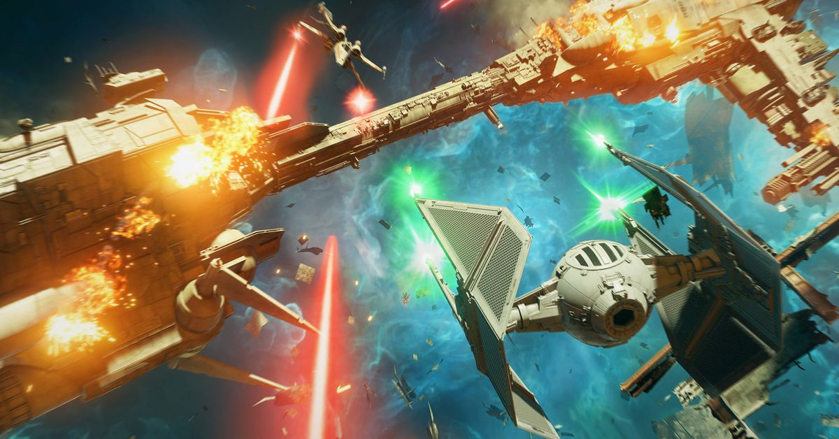 squadrons new - Star Wars: Squadrons review: a triumph of focused design and succinct storytelling