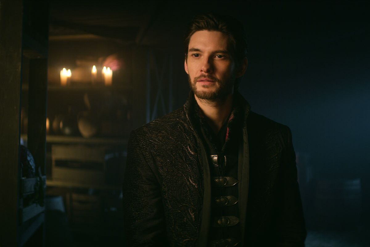 ben barnes as the darkling