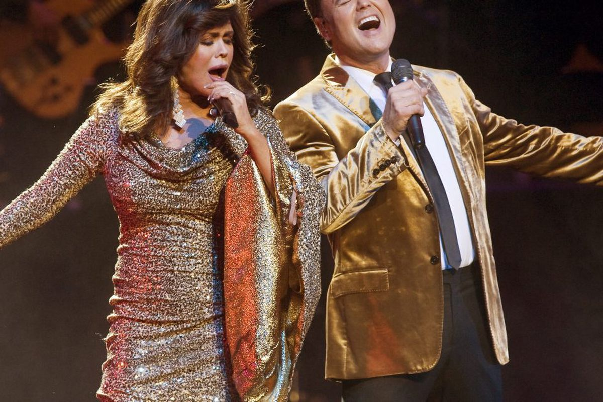 Osmonds Christmas Show 2019 Donny and Marie Osmond confirm the end of their Las Vegas show