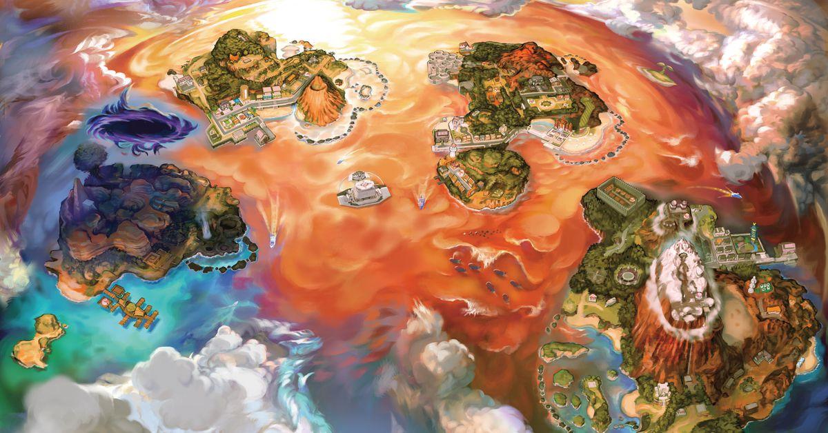 How Pokémon Go helped shape the upcoming Ultra Sun and Moon
