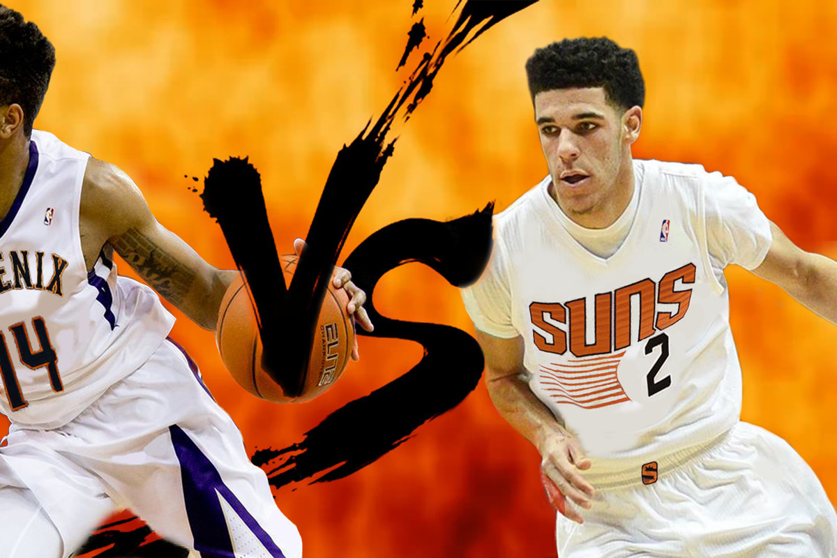 Suns Still Leaning Lonzo Ball Bright Side Of The Sun