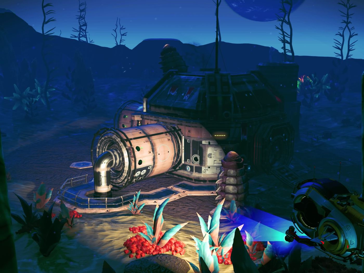 No Man's Sky's 'abyss' expansion is a terrifying underwater