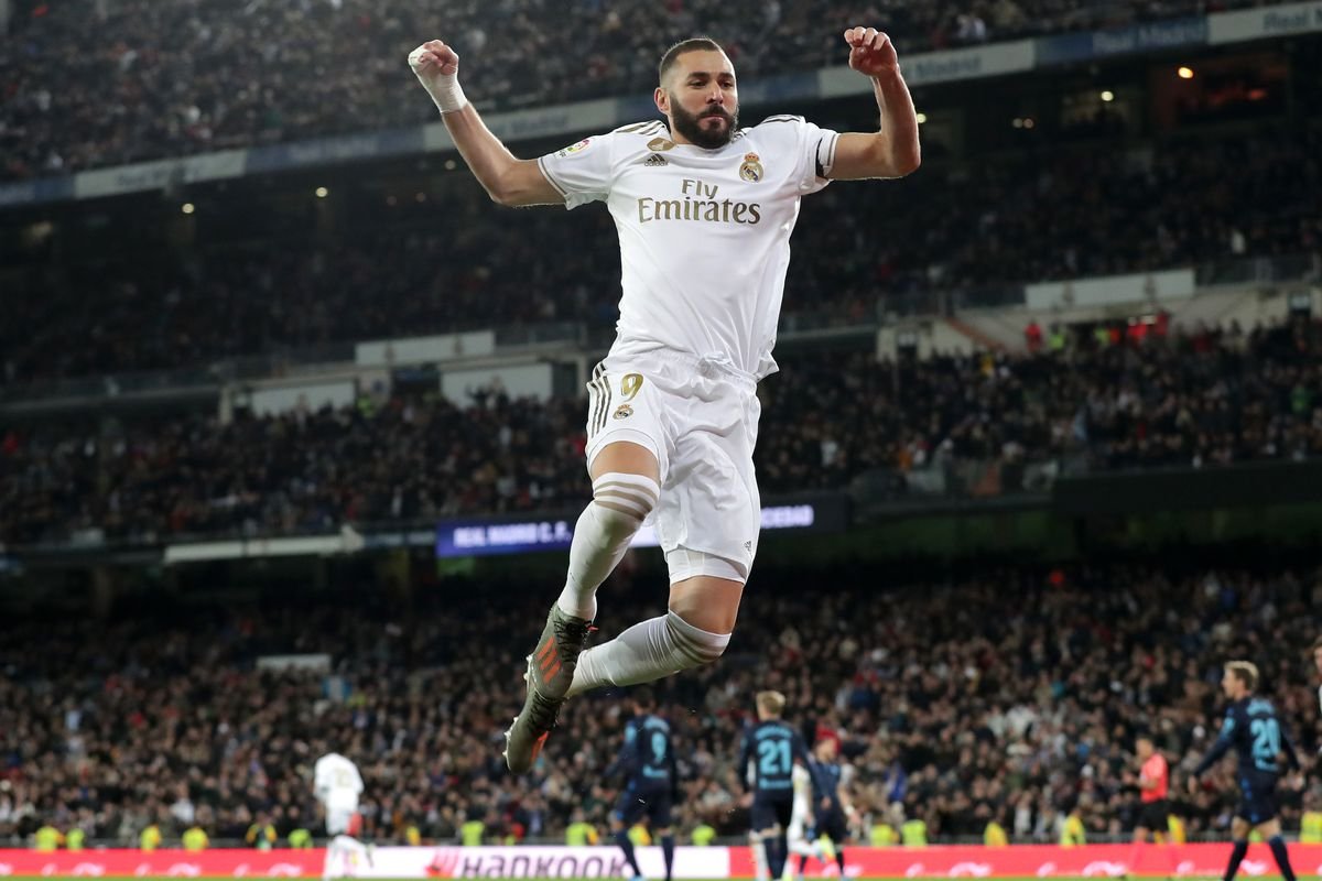 Karim Benzema - Real Madrid CF - Champions League