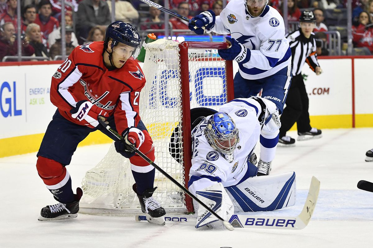 Capitals vs  Lightning Game Thread - Japers' Rink
