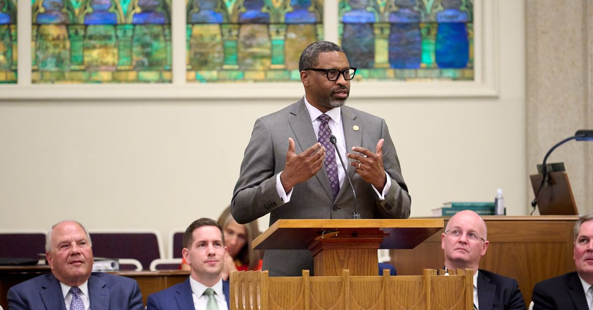 NAACP president speaks to Latter-day Saint congregation in Salt Lake City