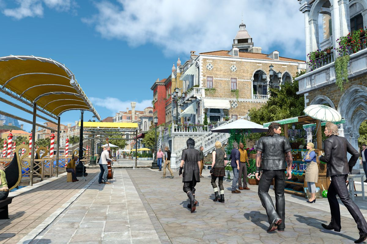 Square Enix open new studio headed by Final Fantasy XV director