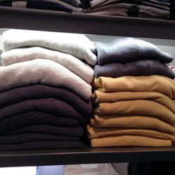 Beach sweaters for men, $49.50