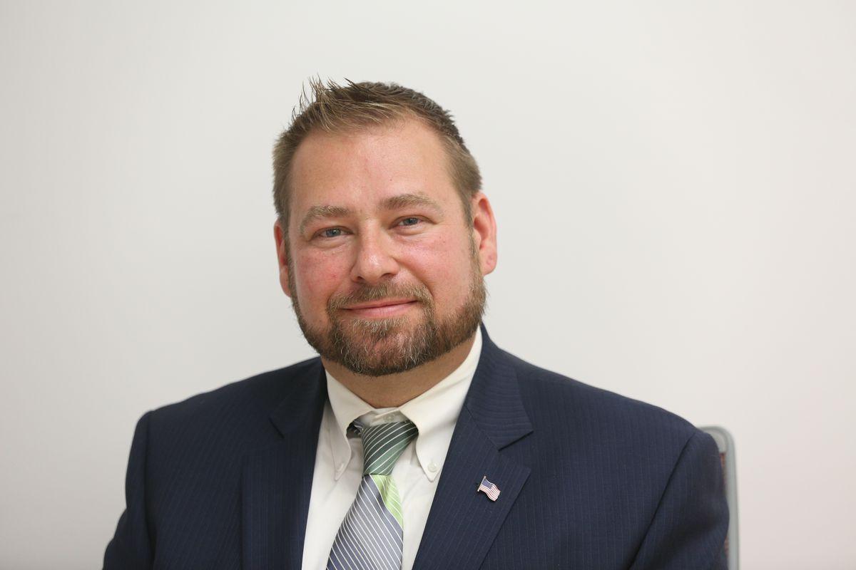 State Rep. Allen Skillicorn in 2016.