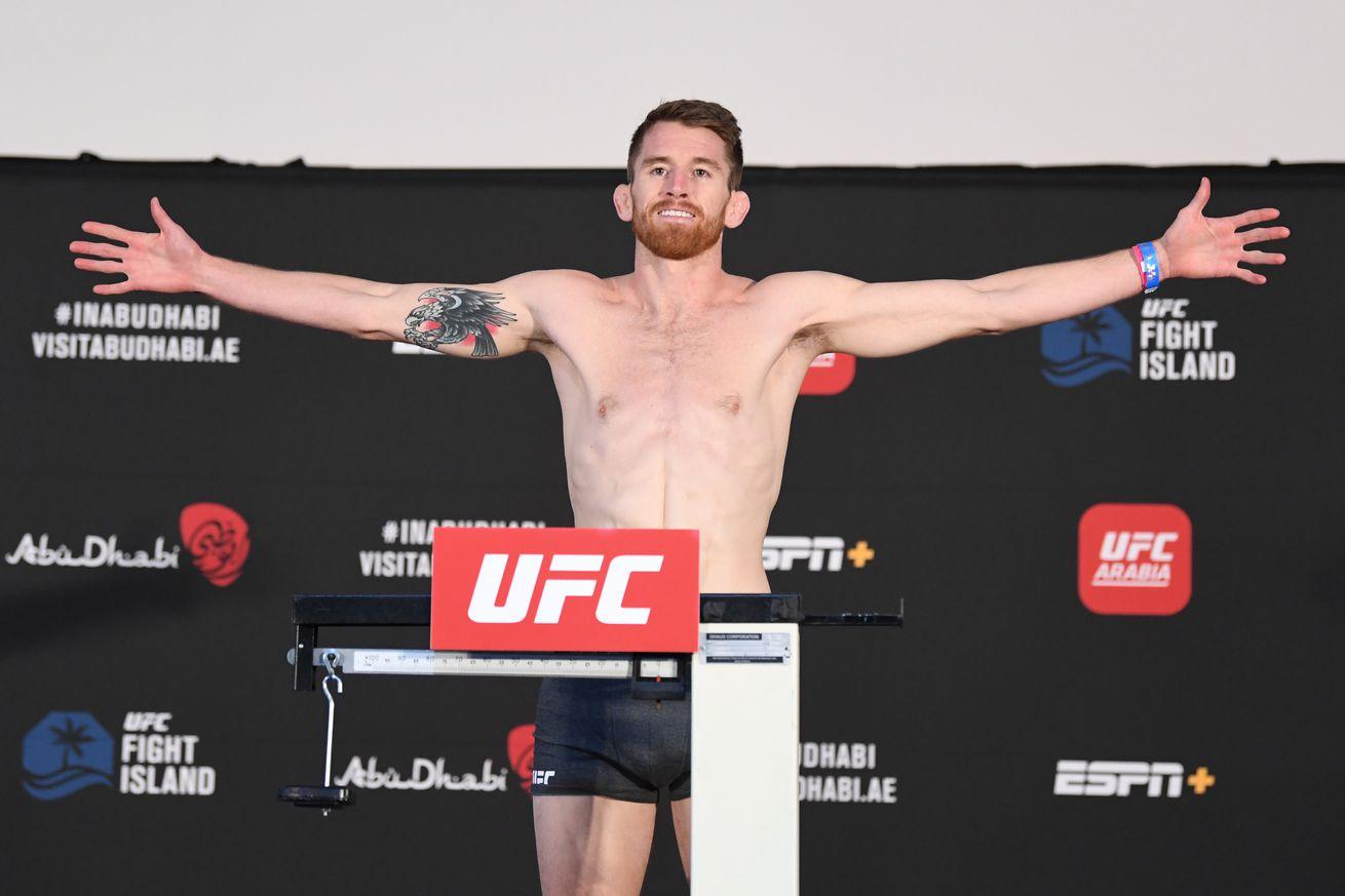 UFC Fight Night Moraes v Sandhagen: Weigh-Ins
