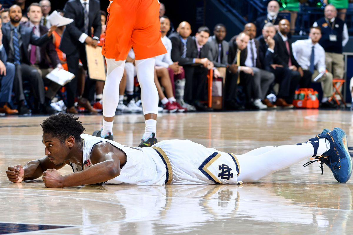 Quick Recap: Notre Dame Basketball Loses to #20 Virginia ...