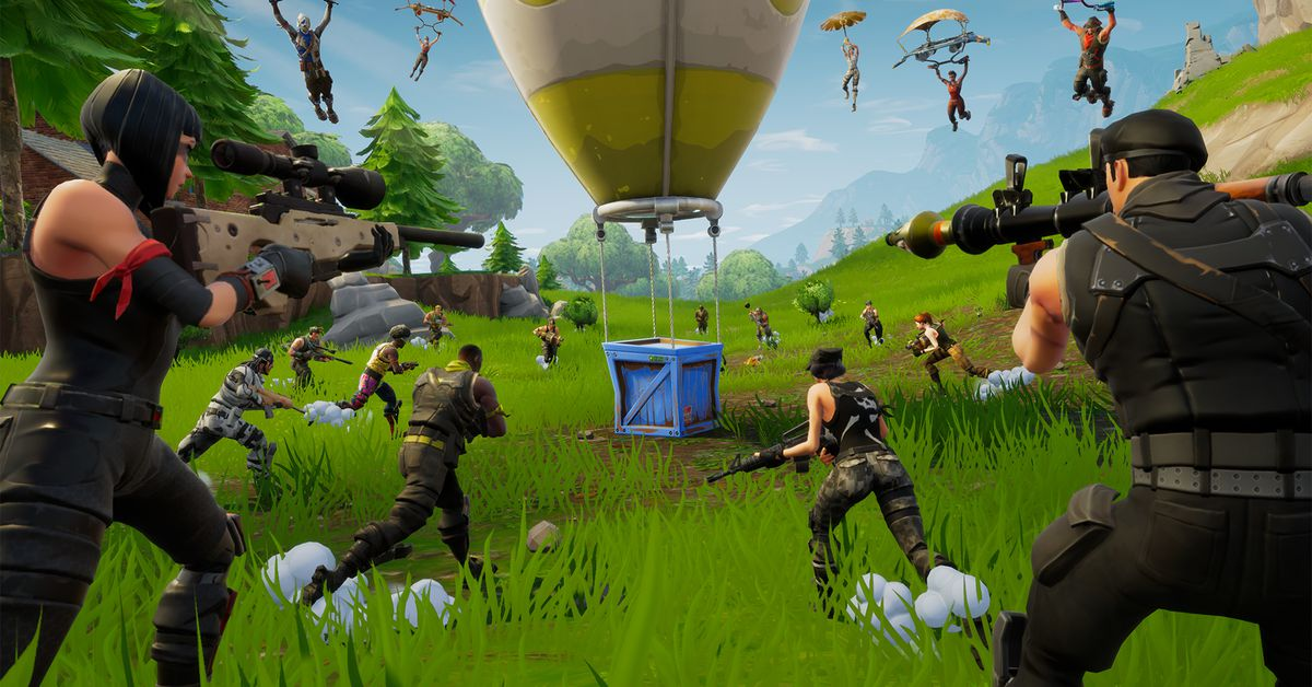 Epic Games announces first official pro Fortnite series