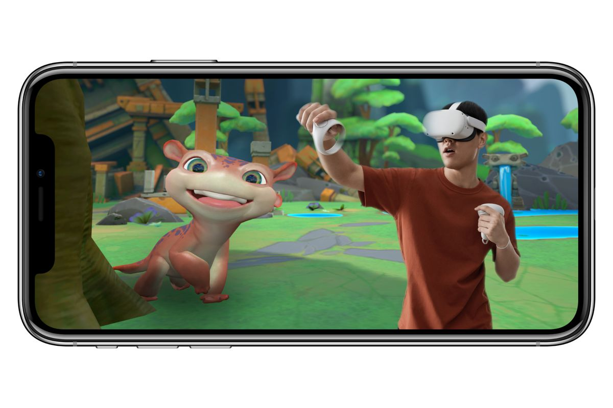 Oculus Live Overlay