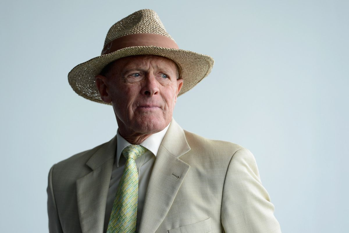 This is Geoffrey Boycott. The only boycott you're likely to see near sports.