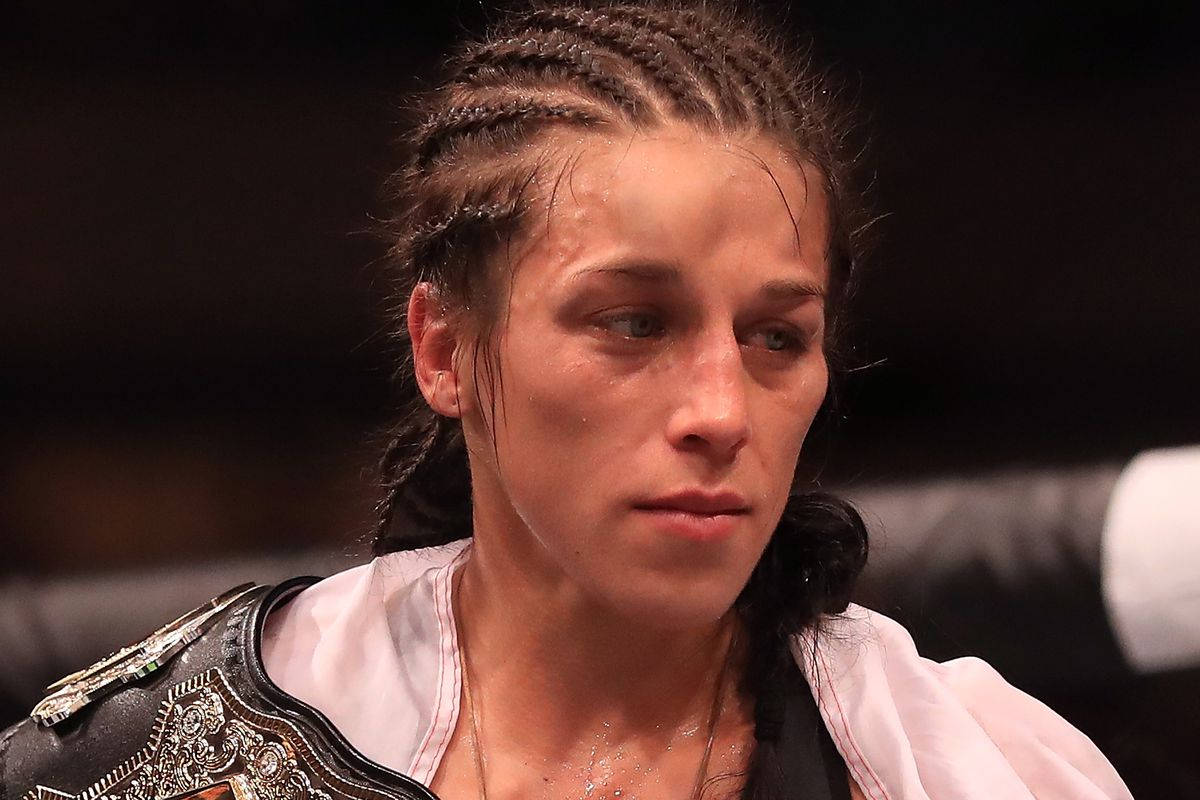 Joanna Jedrzejczyk: 'I want to be like Conor McGregor'