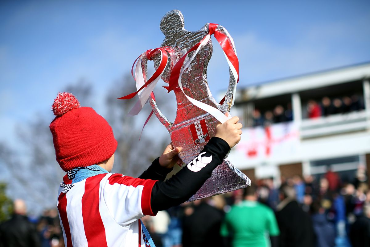 Burnley v Lincoln City - The Emirates FA Cup Fifth Round