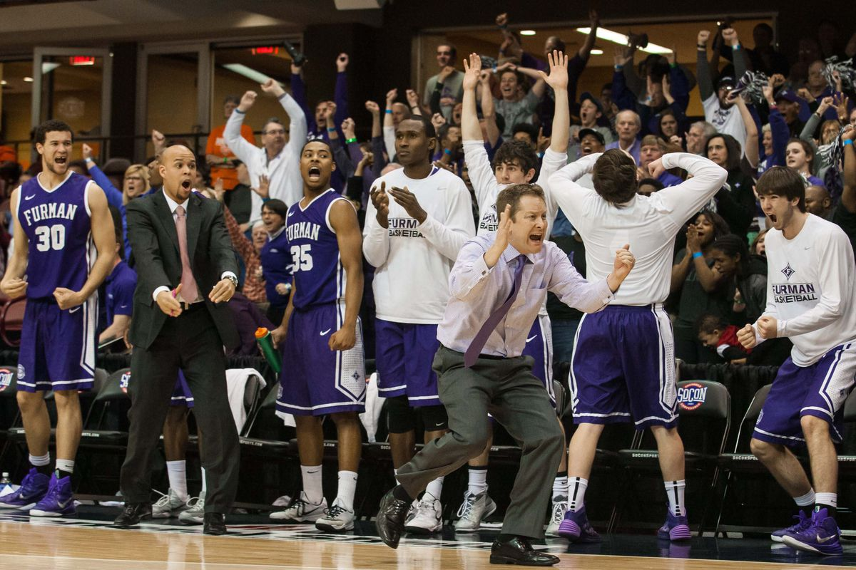 Furman made an unexpected run to the Southern Conference final last year.