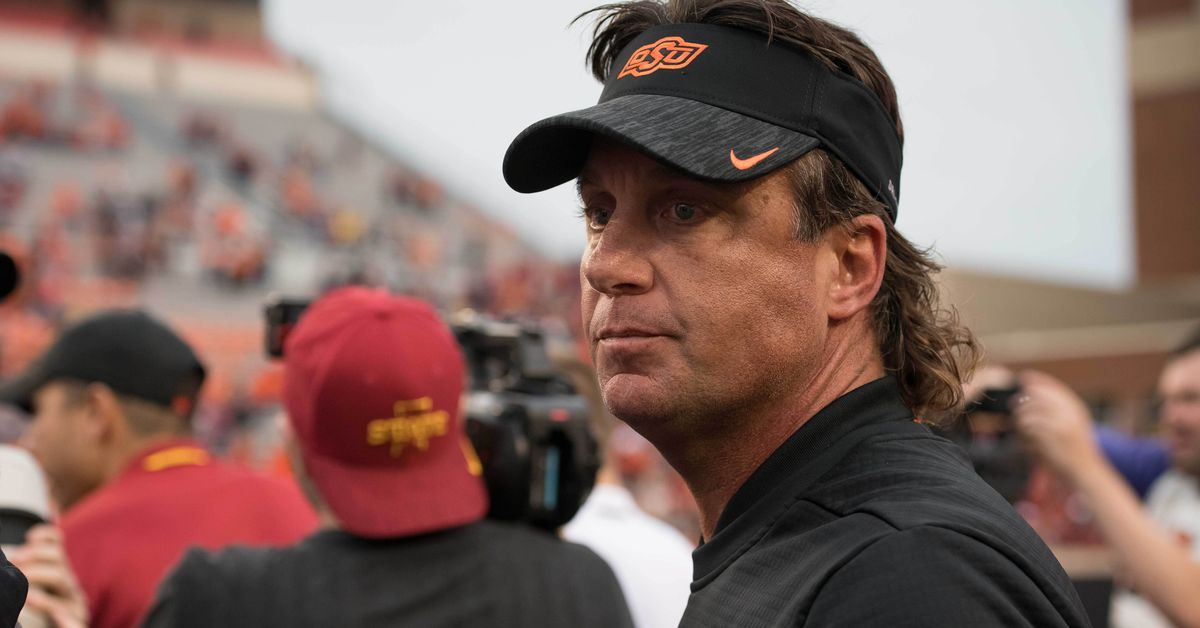 Mike Gundy's 'snowflake' transfer rant is hypocritical ...