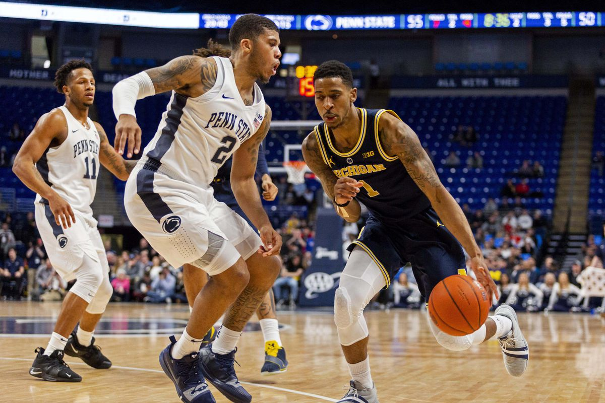 The end of the regular season provides a stiff challenge for the Michigan basketball team