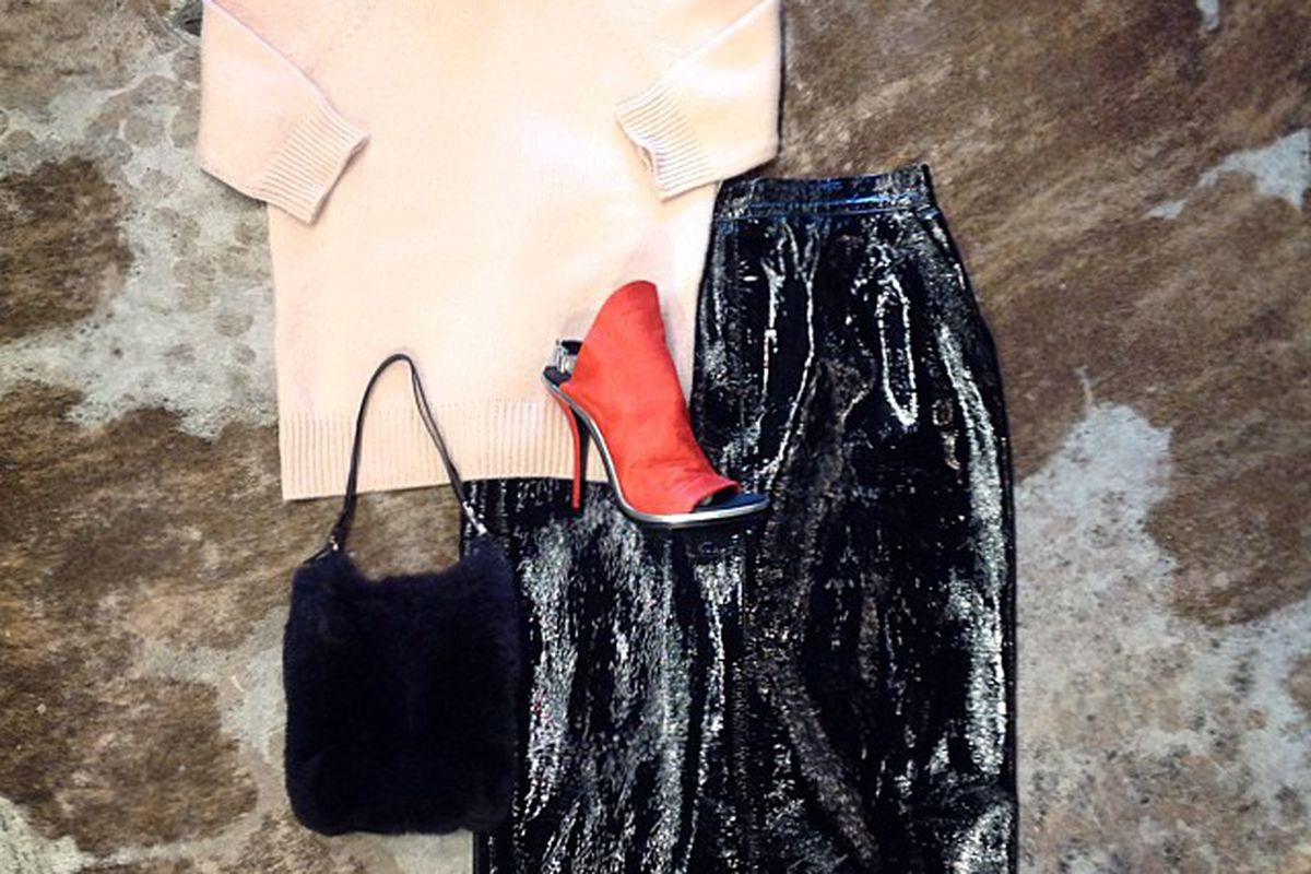 """Shop this look at the new women's store; photo via <a href=""""http://www.suigenerisconsignment.com/"""">Sui Generis</a>/Instagram"""