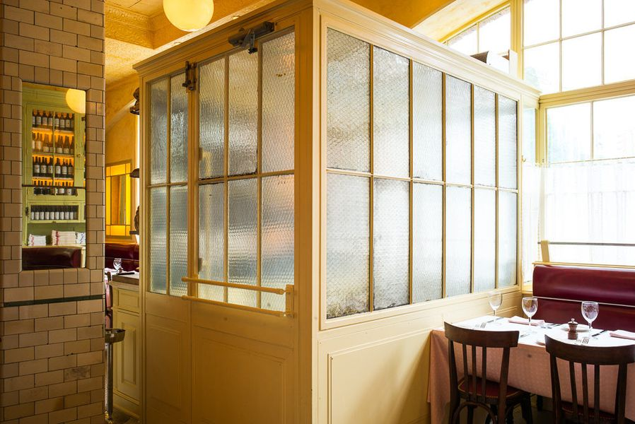 Cherche midi keith mcnally 39 s bowery french restaurant for Keith mcnally