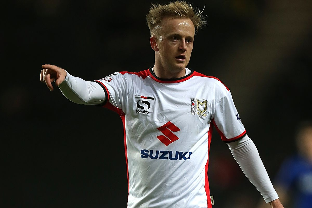 Ben Reeves could be MK Dons' danger man against Wanderers on Tuesday night