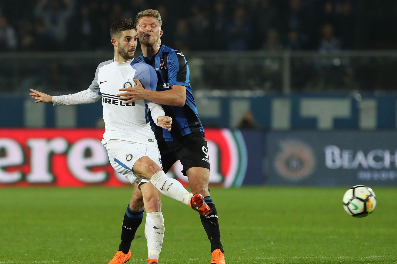 Inter Milan vs. Cagliari, 2:45 p.m. (ET) Tuesday, April 17, 2018