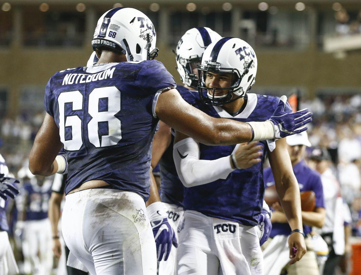 NCAA Football: South Dakota State at Texas Christian