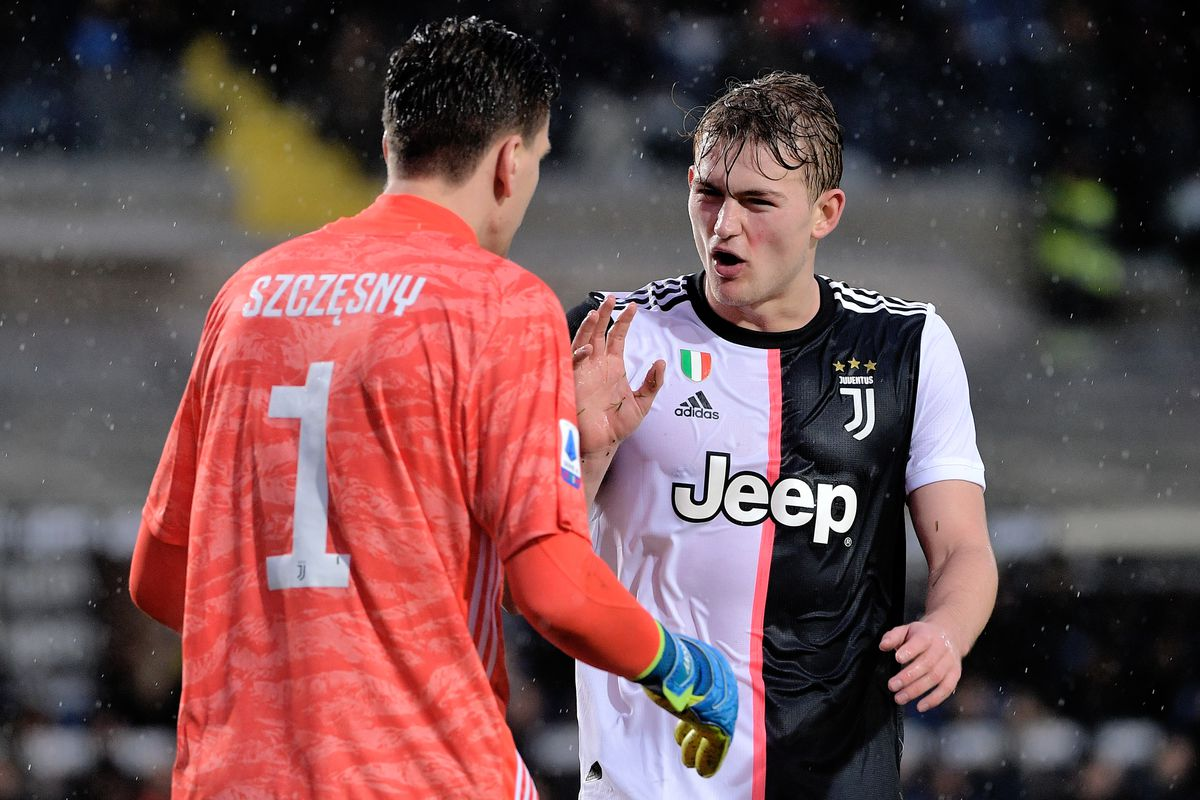 Atalanta Bergamo v Juventus - Italian Serie A